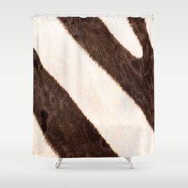 Zebra - stripes - #society6 #buyart #decor Shower Curtain