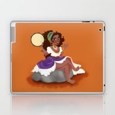 Gypsy Girl Laptop & iPad Skin