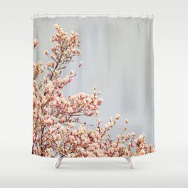 Magnolia Drive Shower Curtain