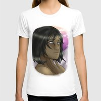 korra T-shirts featuring Korra - Balance by BlackPhoenixFeathers