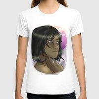 the legend of korra T-shirts featuring Korra - Balance by BlackPhoenixFeathers