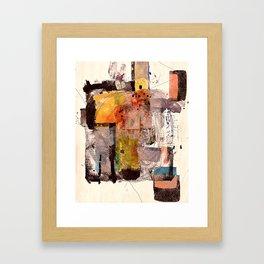 Inneneinrichtung Framed Art Print