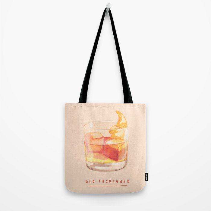 Old Fashioned Tote Bag