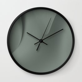 minimal abstract 018 by Subtle Design Wall Clock