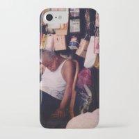 hong kong iPhone & iPod Cases featuring Hong Kong by KunstFabrik_StaticMovement Manu Jobst