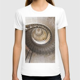 Lighthouse Spiral staircase T-shirt