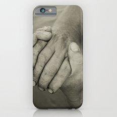 manos trabajadoras Slim Case iPhone 6s