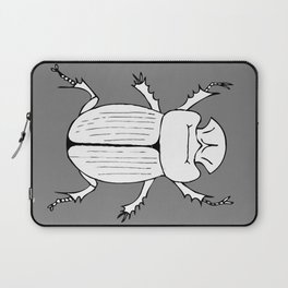 Dung Beetle Laptop Sleeve
