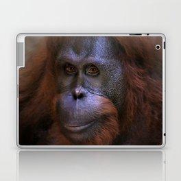 Female Orangutan Laptop & iPad Skin