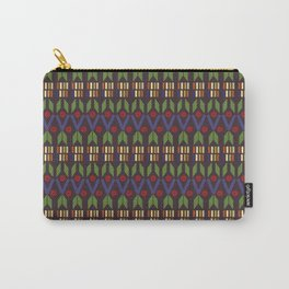 Aztec Print (Patterns Please) Carry-All Pouch
