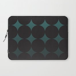 Circling Emerald Laptop Sleeve