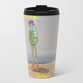 It's All About the Layers Travel Mug
