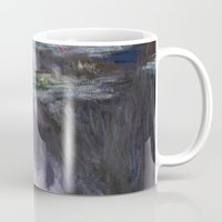 monet Mugs featuring Monet by Palazzo Art Gallery