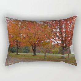 Fall Countryside Rectangular Pillow