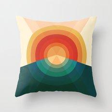 Sonar Throw Pillow