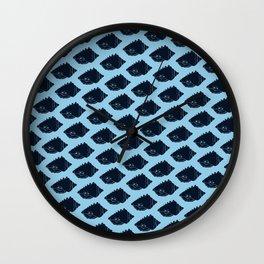 (S)HELL NO. Wall Clock