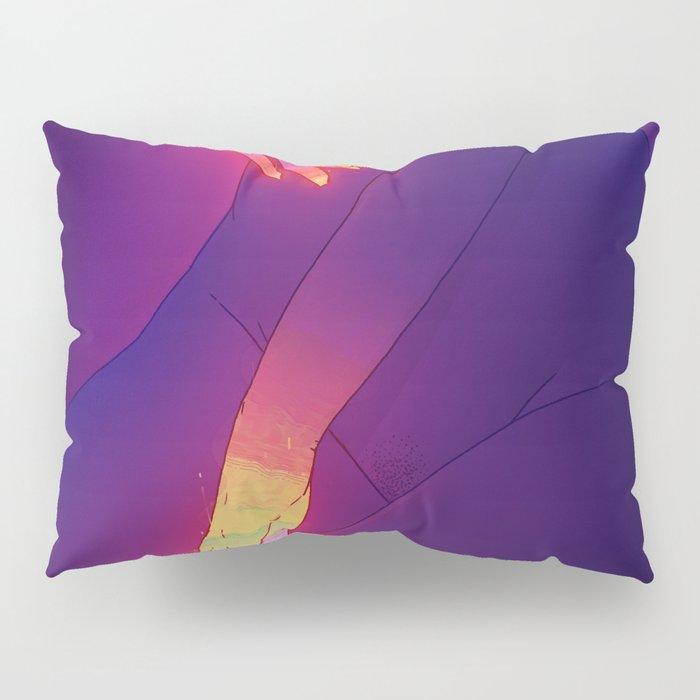 Glowing Hands 3 Pillow Sham