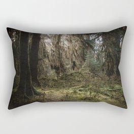Rainforest Adventure - Nature Photography Rectangular Pillow
