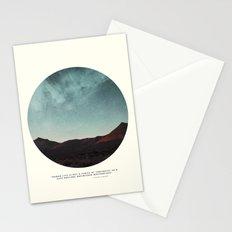 Universe remedy Stationery Cards