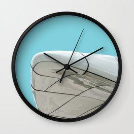 Minimalist Architecture in Innsbruck Wall Clock