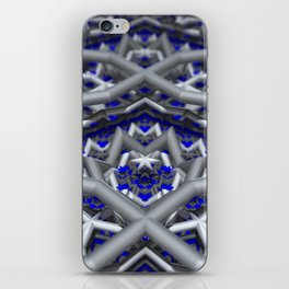 Levels and Vibrations iPhone Skin