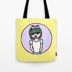 Bow Peep Tote Bag