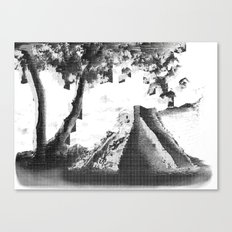 Alluding Title Canvas Print