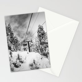 Hanging in the Canopy Stationery Cards