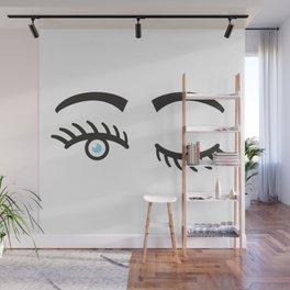 Girl eyes #society6 #decor #buyart #artprint Wall Mural