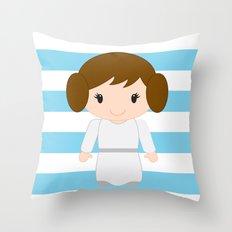 fashion quote Throw Pillow