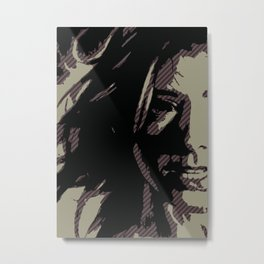 Dark Willow Metal Print