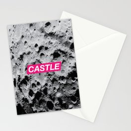SURFACE #2 // CASTLE Stationery Cards