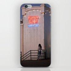 Bubba Gump iPhone & iPod Skin
