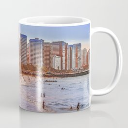 Fortaleza Beach, Brazil Coffee Mug