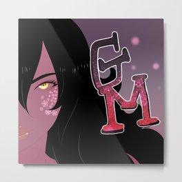 GM Metal Print