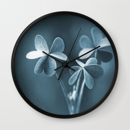 Moonbathing Wall Clock