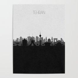 City Skylines: Tehran Poster