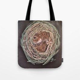 Harvest Mouse Tote Bag