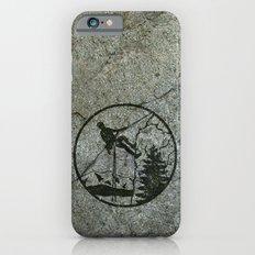 rockclimbing iPhone 6s Slim Case