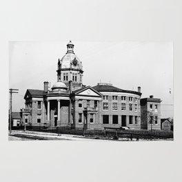 Gulfport, Mississippi Courthouse Rug