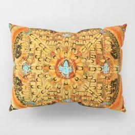 Buddhist Mandala 45 Ashta Bhairava Pillow Sham