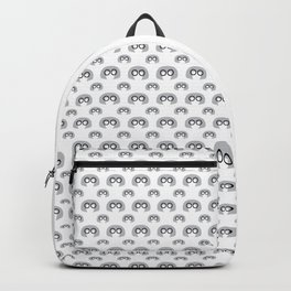 Edna Mode White Pattern nº1 Backpack