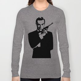James Bond 007 Long Sleeve T-shirt