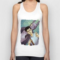 donnie darko Tank Tops featuring Donnie Darko by Andy Isabel