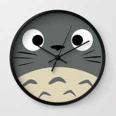 Curiously Troll ~ My Neighbor Troll Wall Clock