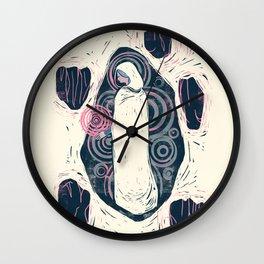 Duddo Stones Wall Clock