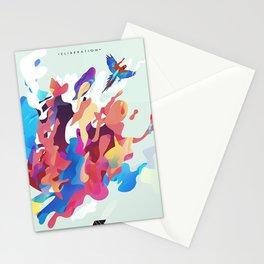 .ELIBERATION. Stationery Cards