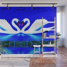 Heavenly Love Wall Mural