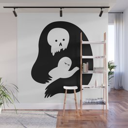 Death's Embrace Wall Mural