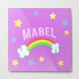 Mabel Metal Print